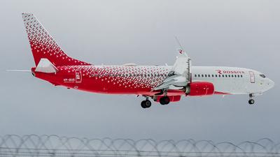 VP-BUS - Boeing 737-8MC - Rossiya Airlines