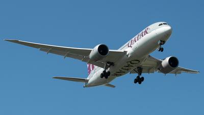 A7-BDC - Boeing 787-8 Dreamliner - Qatar Airways