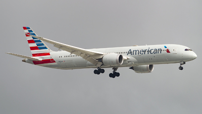 A picture of N822AN - Boeing 7879 Dreamliner - American Airlines - © Lucas Sérgio