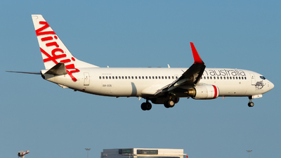 A picture of VHVON - Boeing 7378FE - Virgin Australia - © Leon Aviation