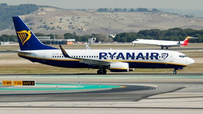 EI-FRJ - Boeing 737-8AS - Ryanair