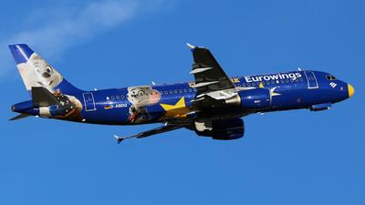 A picture of DABDQ - Airbus A320214 - Eurowings - © Darius Swoboda