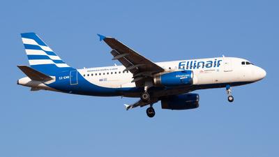 SX-EMB - Airbus A319-133 - Ellinair
