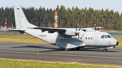 T.19B-20 - CASA CN-235M-100 - Spain - Air Force