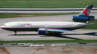 C-FCRD - McDonnell Douglas DC-10-30 - Canadian Airlines International
