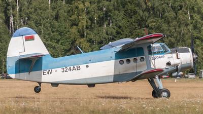 EW-324AB - PZL-Mielec An-2T - Belarus - DOSAAF