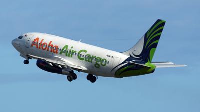 N841AL - Boeing 737-2X6C(Adv) - Aloha Air Cargo