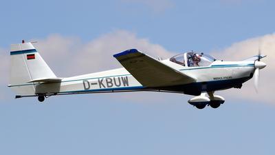 D-KBUW - Scheibe SF.25C-TL Rotax-Falke - Aero-Club Dachau