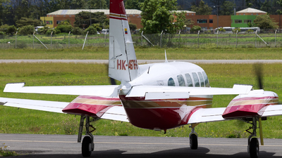 HK-4678-G - Piper PA-31-350 Chieftain - Patrulla Aerea Civil