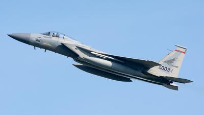 84-0003 - McDonnell Douglas F-15C Eagle - United States - US Air Force (USAF)