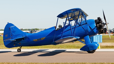 NC29982 - Waco UPF-7 - Private