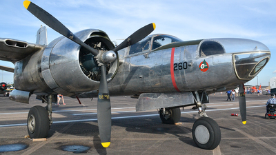 NL26BP - Douglas A-26C Invader - Private