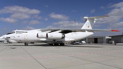 UR-BXS - Ilyushin IL-76TD - Maximus Air Cargo (Experts Air Cargo)