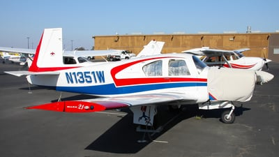 N1351W - Mooney M20C - Private