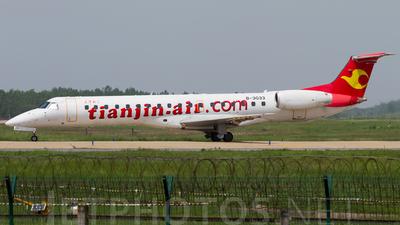 B-3033 - Embraer ERJ-145LI - Tianjin Airlines