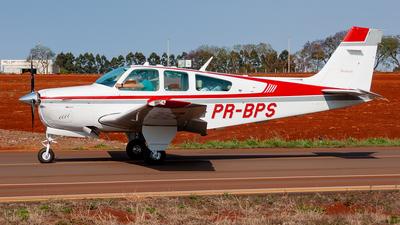 PR-BPS - Beechcraft F33A Bonanza - Private