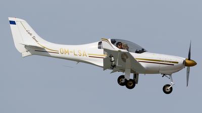 OM-LSA - AeroSpool Dynamic WT9 LSA - Private