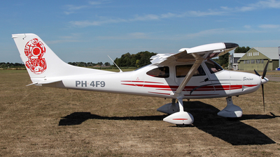 PH-4F9 - TL Ultralight TL-3000 Sirius - Private