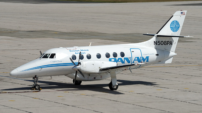 N508PA - British Aerospace Jetstream 31 - Pan Am Clipper Connection (Boston-Maine Airways)