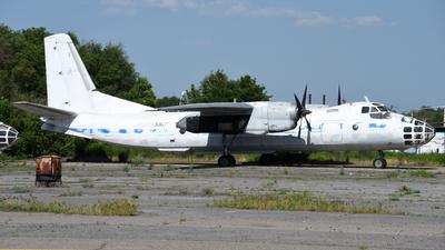 UN-30071 - Antonov An-30 - Burundaiavia