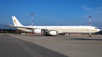 HZ-SKY - Airbus A340-642 - Sky Prime