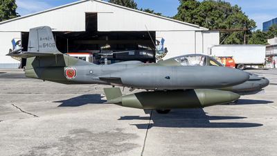 A-424 - Cessna A-37B Dragonfly - Guatemala - Air Force
