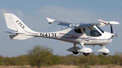A picture of N413L - Flight Design CTLS - [F120504] - © Jeremy D. Dando