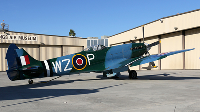 NX114BP - Supermarine Spitfire Mk.XIV - Private
