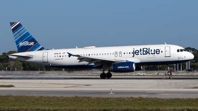 N591JB - Airbus A320-232 - jetBlue Airways