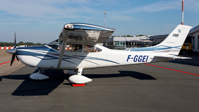 F-GGEI - Cessna 182T Skylane - Private
