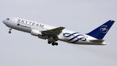 XA-JBC - Boeing 767-284(ER) - Aeroméxico
