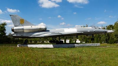 07 - Tupolev Tu-22KD Blinder - Ukraine - Air Force