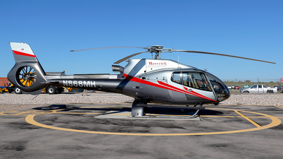 N868MH - Eurocopter EC 130B4 - Maverick Helicopters