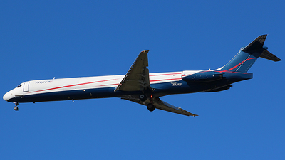 N831US - McDonnell Douglas MD-83(SF) - USA Jet Airlines