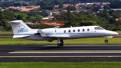 YV3332 - Bombardier Learjet 31 - Private