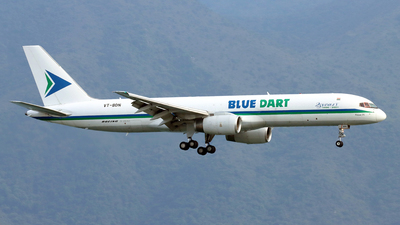 VT-BDN - Boeing 757-25C(PCF) - Blue Dart Aviation