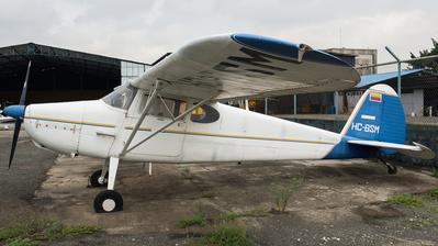 HC-BSM - Cessna 170 - Private