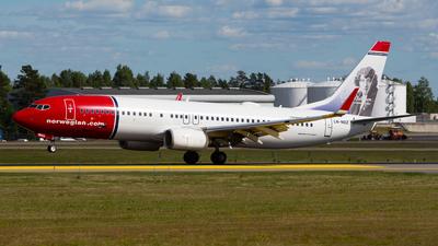 LN-NOZ - Boeing 737-8JP - Norwegian