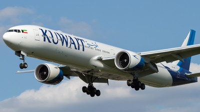 9K-AOF - Boeing 777-369ER - Kuwait Airways