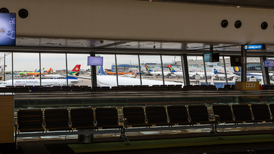 FAOR - Airport - Terminal
