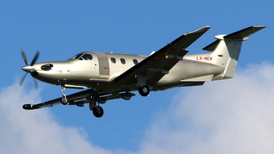 LX-NEW - Pilatus PC-12/47E - Jetfly Aviation