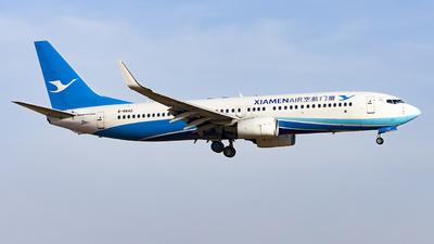 B-6842 - Boeing 737-85C - Xiamen Airlines