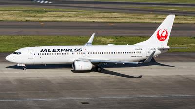 JA316J - Boeing 737-846 - JAL Express