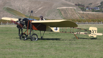 ZK-BXI - Bleriot XI - Private