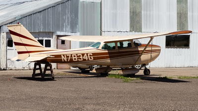 N7834G - Cessna 172L Skyhawk - Private