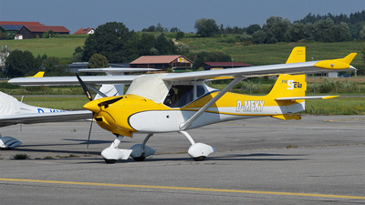 D-MFKY - Fk-Lightplanes FK-9ELA SW - Private