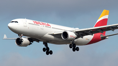 EC-MIL - Airbus A330-202 - Iberia