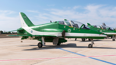8808 - British Aerospace Hawk Mk.65A - Saudi Arabia - Air Force