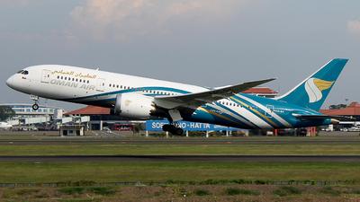 A picture of A4OSY - Boeing 7878 Dreamliner - [36045] - © Yudhistira Adityawardhana