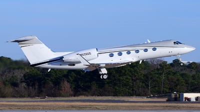 N526SD - Gulfstream G-IV(SP) - Private